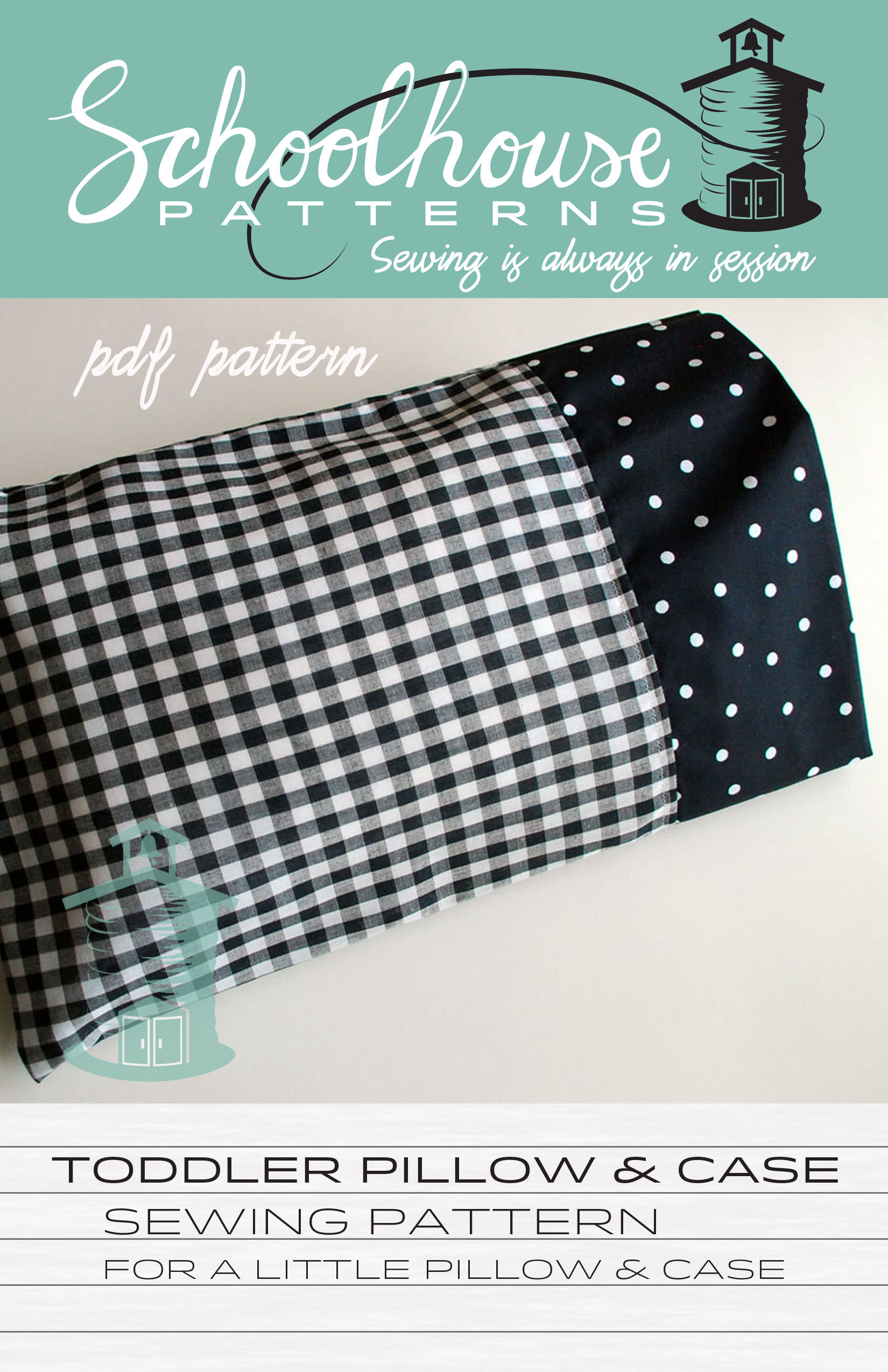 Free Pattern Friday The Toddler Pillow Amp Case