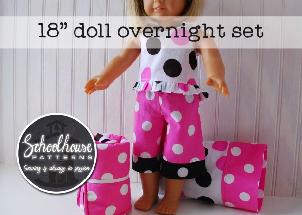 labeled doll overnight rec