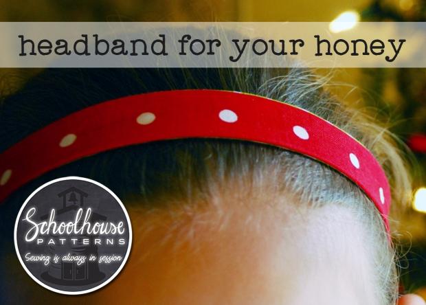 labeled headband