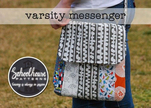 labeled varsity messenger gray on lyds rect